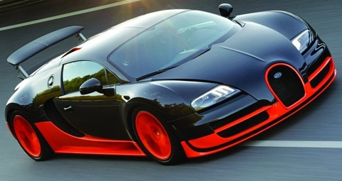 Bugatti Veyron Super Sport Profile 480